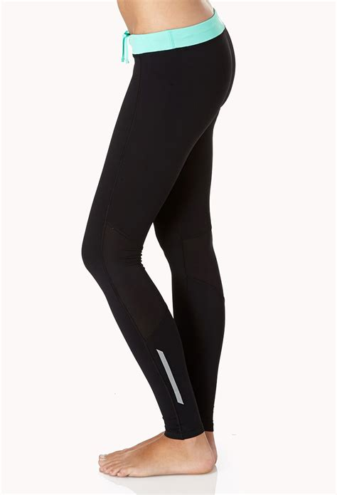 Forever 21 Legging Celana Senam Fitness forever 21 reflective be safe and seen with reflective gear for fall popsugar fitness