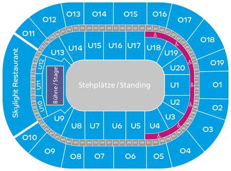O2 Arena Floor Seating Plan saalpl 228 ne der verschiedenen events barclaycard arena