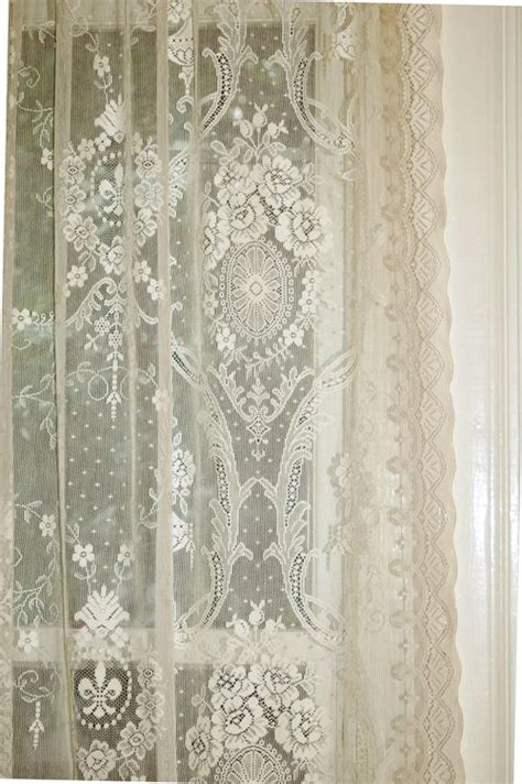 lace curtains pin by lundberg proft on lace curtains