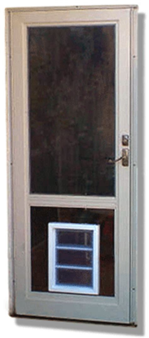Exterior Doors With Doggie Doors Built In Doors With Built In Pet Doors Free Shipping Low Prices