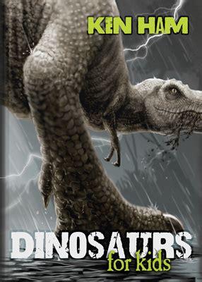 dinosaurs  kids hardcover answers  genesis
