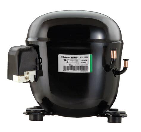 Kompresor Freser Embraco Aspera Compressor R134a Klimaat Totaal