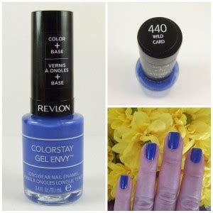 Revlon Colorstay Gel Envy Card revlon colorstay gel envy card the daily varnish