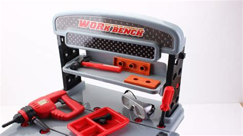 craftsman play tool bench workshop craftsman workbench sounds toy pretend play set kids dex industrial co ltd