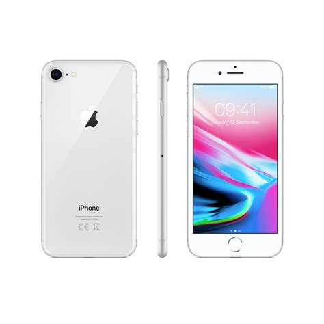 Iphone 8 256 Gb Silver Silver 256 New Original apple iphone 8 256gb silver tradeline stores