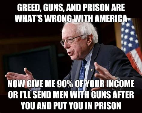 Anti Bernie Memes - memes to make your leftist friends crazy daily wire