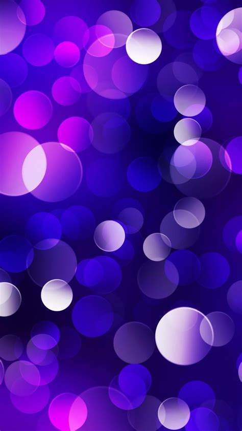 Image Gallery Purple Screensavers Purple Bubbles Free Ppt Backgrounds