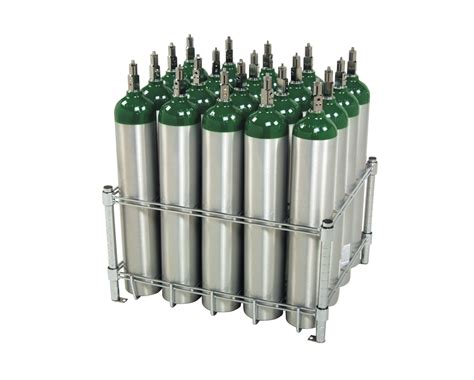 E Rack 20 e oxygen cylinder rack from wt farley