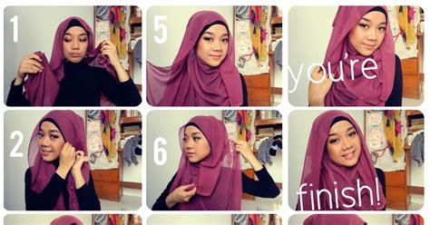 tutorial hijab paris baru 21 kumpulan tutorial hijab paris remaja gaul paling baru