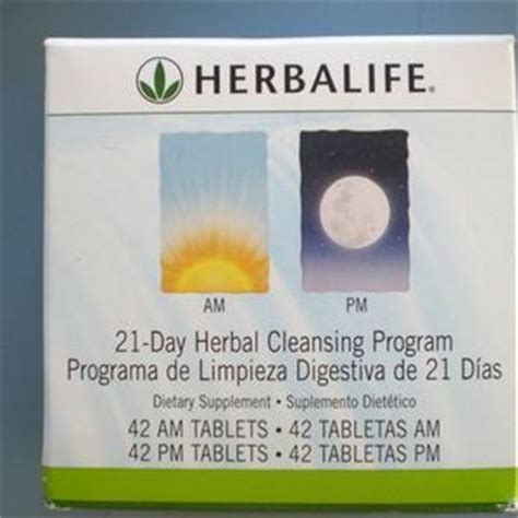 Cleanse Detox Program Review by Herbalife 21 Day Herbal Cleansing Program Reviews