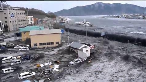 imagenes fuertes del tsunami en japon tsunami jap 243 n 11 de marzo de 2011 youtube