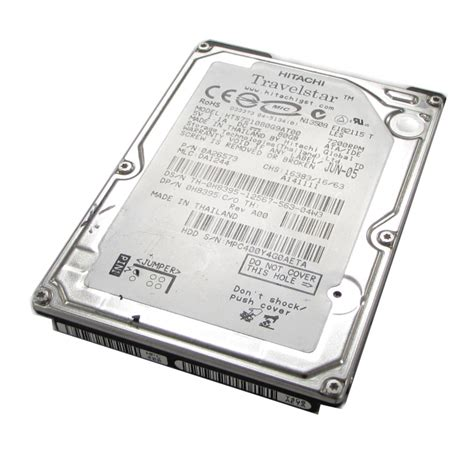 80gb drive ide hitachi hts721080g9at00 80gb ide 2 5 quot laptop drive