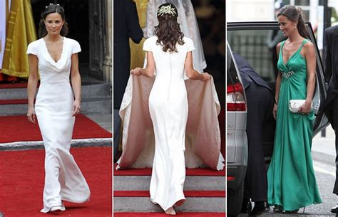 Designer Of The Moment Temperley by Royal Wedding The Rise And Rise Of Pippa Middleton