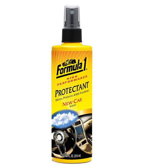 33 on formula 1 high performance protectant in new