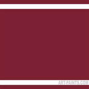Paint berry red color tulip soft matte paint 7b2031 art paints