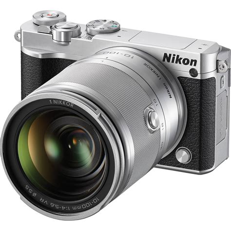 nikon 1 j5 mirrorless digital with 10 100mm lens 27711