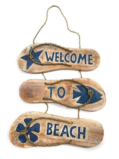 slipper sign quot welcome quot sign w slippers decor