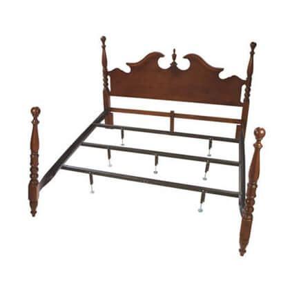 bed rails that hook into headboard k 80 8 18 hook in headboard footboard steel bed frame king