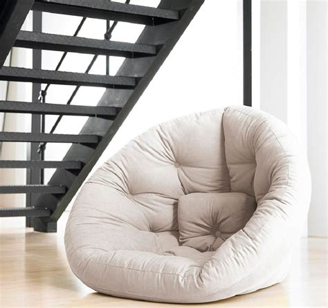 fresh futon nido fresh futon nido convertible futon chair bed 187 gadget flow