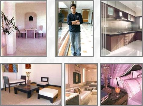 shahrukh khan house interior aishwarya rai hot shahrukh khan house interior