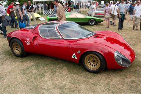 Alfa Romeo 33 Stradale For Sale by Faszination Auto Seite 189 Allmystery