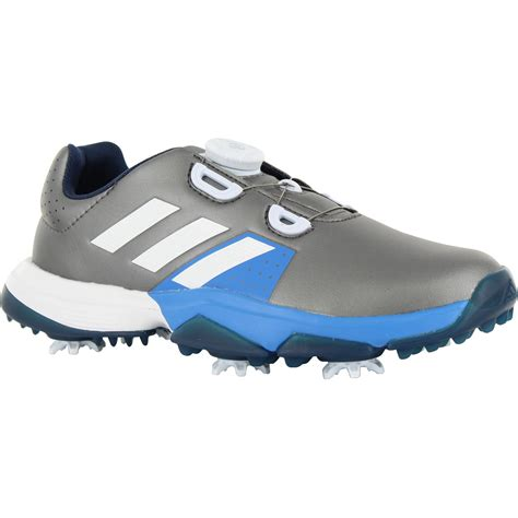adidas adipower boa jr junior golf shoes at globalgolf