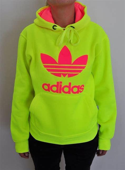 Hoodie Neon neon yellow adidas hoodie ṅεφй яᗛƶσ ๑ ๑ ṋэ θ