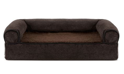 sofa style dog bed 67 off on sofa style orthopedic pet bed livingsocial shop