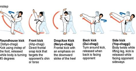 karate design form 1 taekwondo kick names taekwondo pinterest martial