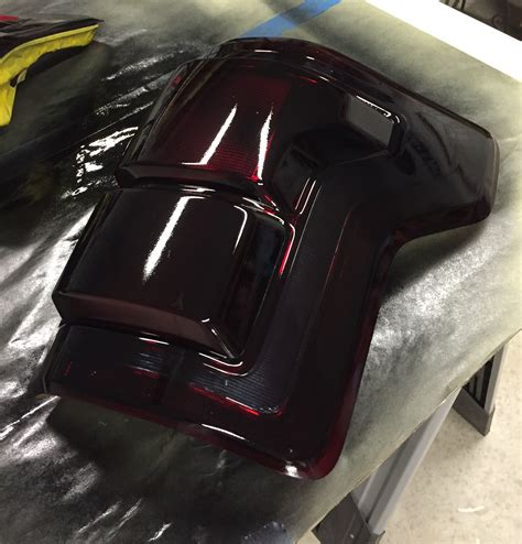smoked out tail lights smoked out tinted tail lights ford f150 forum