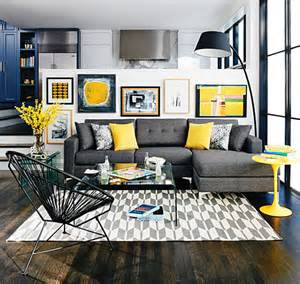 grey living room decor with pops of yellow picsdecor com unavailable listing on etsy