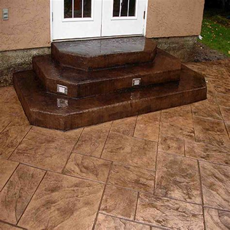 concrete patio ideas backyard concrete patio ideas for small backyards decor