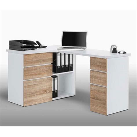 buy modern glass computer desk furniture in fashion