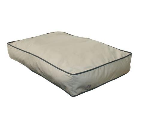 cuscino a materasso cuscino materasso per cani teflon beige cuccia per