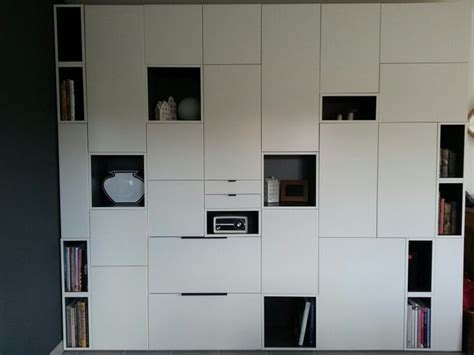 Ikea Metod Arbeitszimmer by Ikea Metod Used As Iounge Wall Units Ikea Decor S
