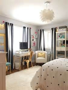 Home Decor Teenage Room by 10 Black And White Bedroom For Teen Girls Home Design