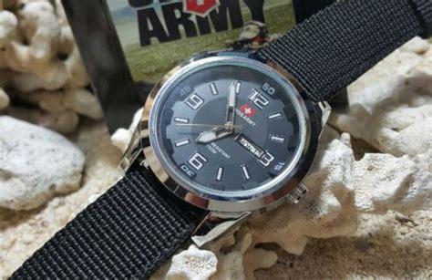 Berapa Harga Jam Tangan Merk Fossil harga jam tangan swiss army dhc terbaru februari 2019
