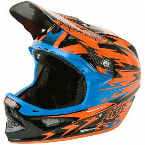 troy lee design helmet troy lee designs 2014 d3 carbon thunder helmet