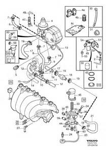 Fuel System Volvo S40 Volvo Fuel Injection System With Connecting Parts Bi Fuel