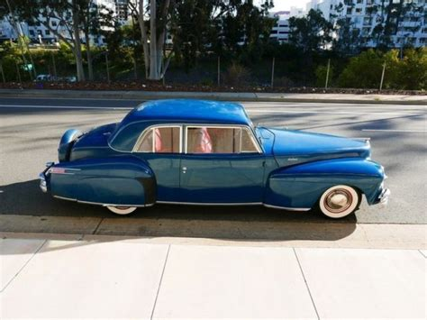 1948 lincoln continental coupe 1948 lincoln continental two door coupe