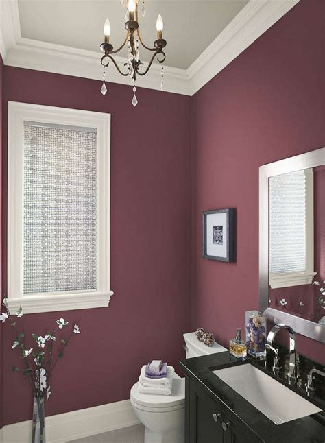 Best Bathroom Curtains Inspiration Ideas To Use Marsala On Your Bathroom Decor Inspiration And Ideas From Maison Valentina