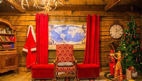 casa di babbonatale santa claus in lapponia a casa di babbo natale