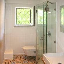 faltbare dusche ebenerdige dusche bauen aus glas glasprofi24