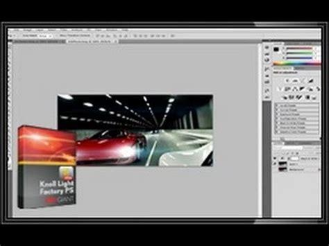efectos rapidos para fotos adobe photoshop cs5 youtube turotial como crear efectos de luces usando knoll light