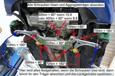 Abs Motorrad Verkleidung Reparieren by Dscf1770 Lenkgetriebe Wechseln Anleitung F 252 R Passat B6