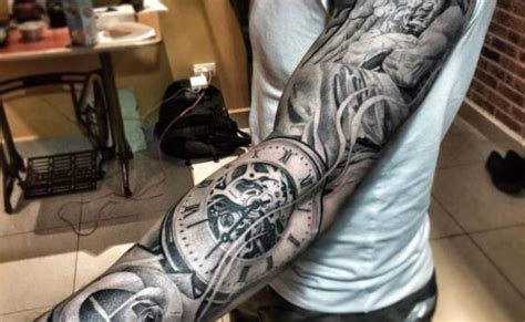 black and grey sleeve tattoos tattoo collections