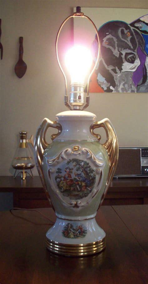 adventiges  george  martha washington lamps
