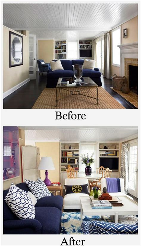 living room renovation before and after 9 ways to design your living room without spending much