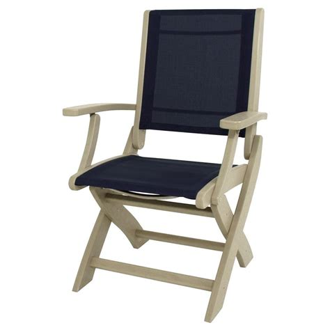 caravan sports suspension blue patio chair 80012000020