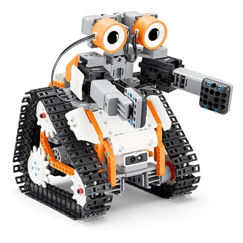 the ubtech jimu robots builderã s guide how to create and make them come to books other gadgets ubtech jimu astrobot kit for sale in